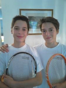 équipe 2 garçons 13-14 ans