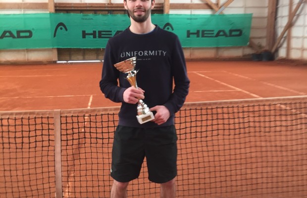 Hugo tournoi de Blagnac 2017