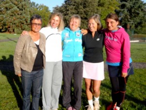 Equipe 2 Dames +45 ans