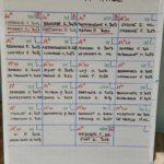 Tournoi Open Programme du 17 avril